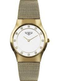 Купить Золотистые <b>женские часы 33</b> Element в интернет ...