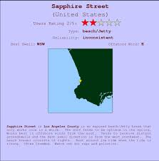 Sapphire Street Surf Forecast And Surf Reports Cal La