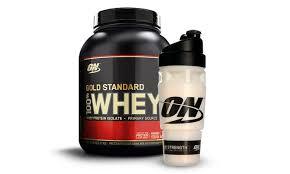 optimum nutrition gold standard whey protein powder w free shaker cup