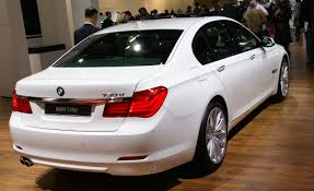 Coupe Series 2008 bmw 750 : 2009 BMW 750i / 750Li / 7-Series – Official Photos and ...