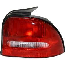 Dodge Neon Brake Light Amazon Com Tail Light For Dodge Neon 95 99 Lens And Housing