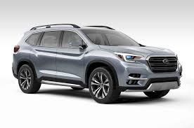 2018 subaru ascent. perfect 2018 2018 subaru ascent release date for subaru ascent