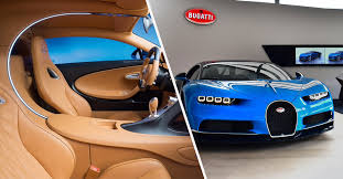 This is the bugatti chiron. This Is The Best Feature In The Bugatti Chiron Interior Hotcars