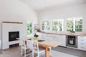 Cape Cod Kitchen Kitchen Of The Week A Streamlined Cape Cod Classic Remodelista
