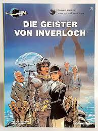 """Valerian & Veronique, Band 11: Die Geister von Inverloch"""" (Christin Pierre  Mézières) – Buch gebraucht kaufen – A02k9G1X01ZZC"""