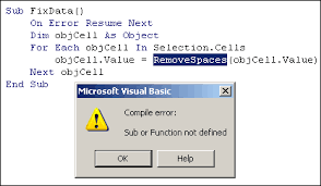 Vba Tips How To Use Your Excel Add In Functions In Vba