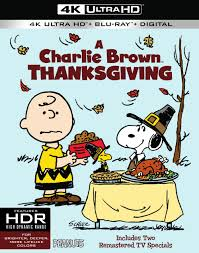 A Charlie Brown Thanksgiving [Includes ...