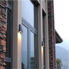 modern outdoor wall lights outdoor wall lamps popular contemporary outdoor wall lamps led chip aluminium sconce