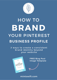 10 websites where you can stock photos for your blog how to brand your business profile 7 ways to create a consistent brand identity beyond your website blog post image template