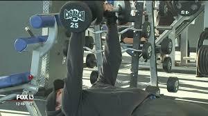 crunch fitness members return to routine post irma video fox 13 ta bay