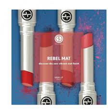 <b>Матовая помада в стике</b> Rebel Mat Lipstick (3мл) | АстЭра