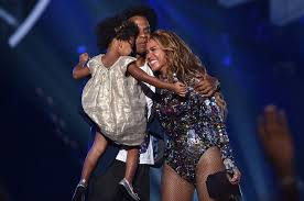 The Last Time Beyonce Had A Baby Blue Ivy Carter Made Chart