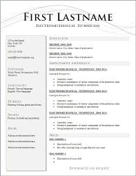 Sample Best Resume. 15 Good Resume Examples For College Students
