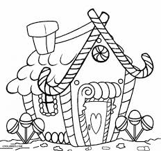 Get This Kids\u0027 Printable Gingerbread House Coloring Pages Free ...