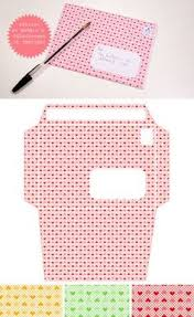 mini envelopes templates diy free printable mini envelope template make and add a