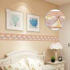 Joqixon Wallpaper Borders Self Adhesive ...