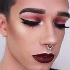 james charles jchareauty insram photos and videos rock makeup makeup art