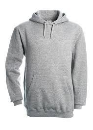 Купить <b>Толстовка Hooded</b> серый меланж, <b>размер</b> XS ...