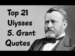 Ulysses S Grant Quotes Awesome Ulysses Grant Home To Hold Tours Military Encampment WorldNews