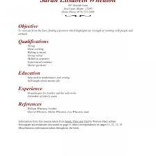 Housekeeping Resume Unique Housekeeping Resume Examples Forel Home Intended Job 55