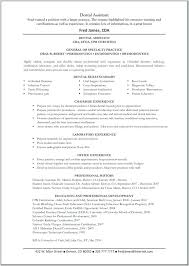 Dental Cover Letter Resume With Cover Letter Examples Dental