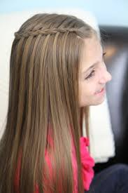 Hairstyle Braid feather waterfall & ladder braid bo 2in1 hairstyles cute 6826 by stevesalt.us