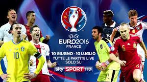 Canzone Pubblicità Sky Euro Show Europei Di Calcio Giugno 2016