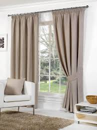 Living Room Ready Made Curtains Rome Ready Made Lined Curtains Mocha Pencil Pleat Curtains