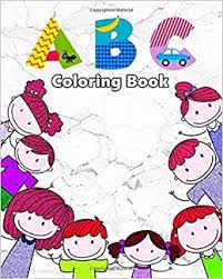 Thks so much, i am teacher in acapulco, méxico and it´s hard find thinks for the kids in english, i. Abc Coloring Book An Activity Book For Toddlers And Preschool Kids To Learn The English Alphabet Letters From A To Z White Marble Premium Cover Ritter Josiana 9781723550126 Amazon Com Books