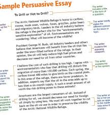 assigments whats a good persuasive essay topic