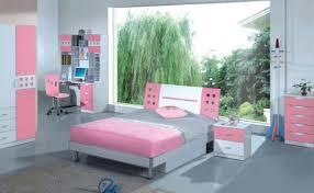 teenage girl bedroom furniture. Teenage Girl Bedroom Furniture Awesome Design Adorable Baby Pink Color Grey Mattress Blanket Window Carpet Modern F