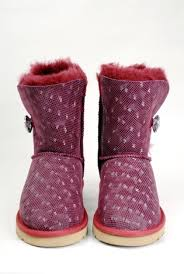 ... 2014 UGG Women 3D Fashion Bailey Button Boots 5803 Red ...