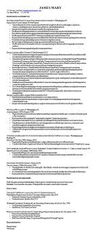Sample General Counsel Resume Pdf The Best Template
