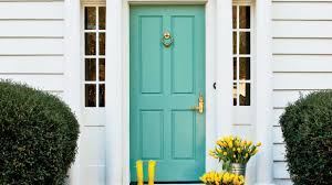 front door paint5 Tips for Painting Your Front Door  Southern Living