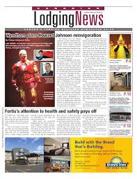 Canadian Lodging News - October 2013 by Ishcom Publications - issuu