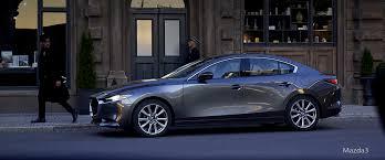 2019 Mazda3 Vs 2019 Mazda6 Comparison All New Mazda3 Near Me