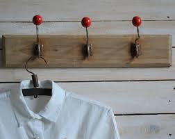 Strong Coat Rack Rustic Coat Stand Etsy 62