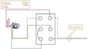 diagrams 410280 single phase motor reversing wiring diagram single phase motor with capacitor forward and reverse wiring diagram at Reversing Single Phase Motor Wiring Diagram