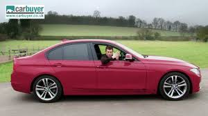 All BMW Models bmw 320 saloon : BMW 3 Series saloon review - CarBuyer - YouTube