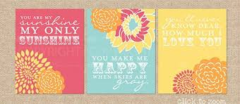 Canvas Design Ideas you are my sunshine typographic quote canvas art canvas design ideas