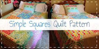 Super Easy Quilt Patterns Free Custom Easy Beginner Lap Quilt Patterns Easy Beginner Quilts Patterns Easy