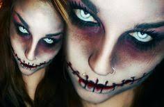 watch voodoo doll makeup tutorial original a makeup video on stuffpoint