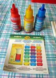 Mrsmommyholic Make Your Own Colors With The Crayola Marker