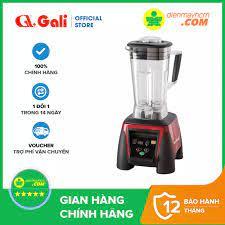 Máy xay sinh tố công nghiệp Gali GL-1509 1800W 2L nhập khẩu bảo hành chính  hãng tiêu chuẩn an toàn thực phẩm QCVN 12-3:2011/BYT