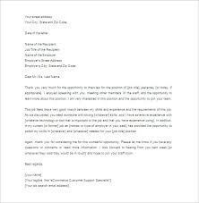 Letter To Interview Thank You Letter For Interview 5 Free Word Excel Pdf
