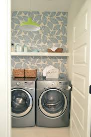 Our Showhouse. Laundry Room WallpaperKitchen ...