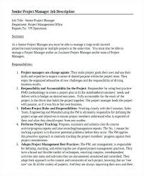 Architectural Project Manager Resume Job Description Architectural Project Manager Job Description Manager Resume