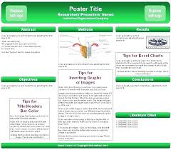 Scientific Research Poster Template Template Scientific Research Poster Template Free Presentation