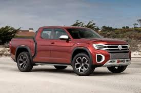 2020 VW Tanoak Pickup Truck: Rumors, Design, Release - New Truck Models