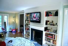 awesome tv over fireplace where to put components or over fireplace where to put components above luxury tv over fireplace where to put components
